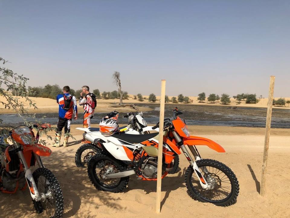Desert Enduro Motorbike Tour -Advanced  (3 hours)