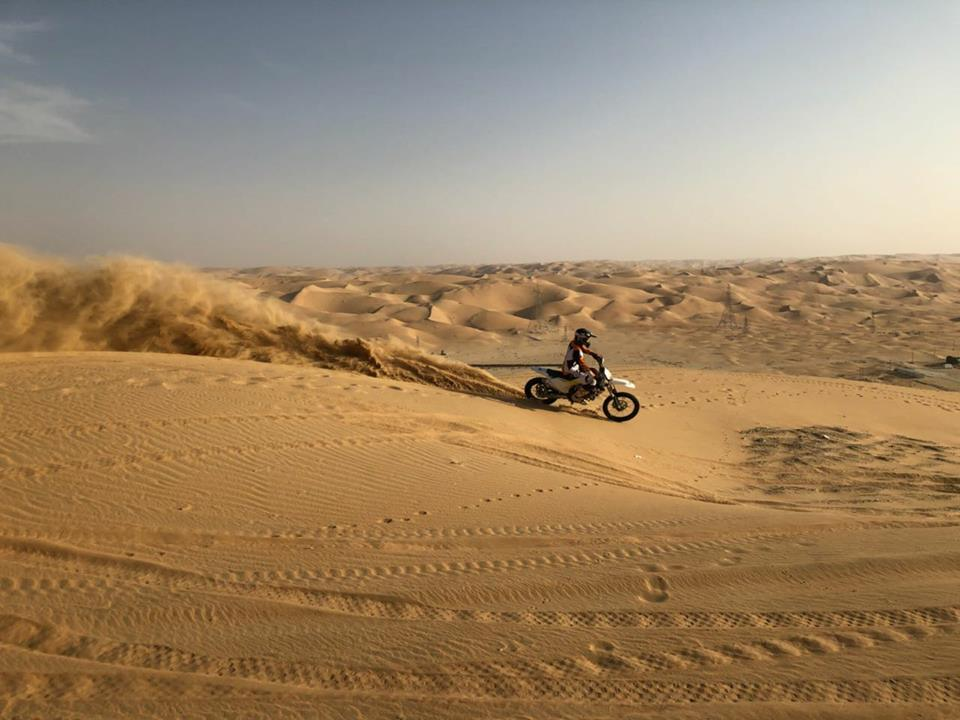 Desert Enduro Motorbike Tour - Custom 2 Days Ride