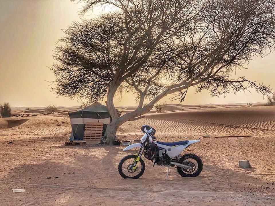 Desert Enduro Motorbike Tour - Custom 3 Days Ride