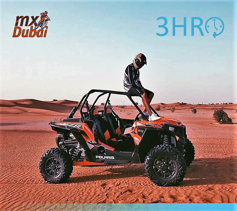 Polaris RZR 1000 Dune Buggy Tour - 3 hour