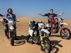 Desert Enduro Motorbike Tour - 4 days
