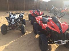 Can AM Renegade 570cc Quad Tour - Deep Desert Ride (FULL DAY )