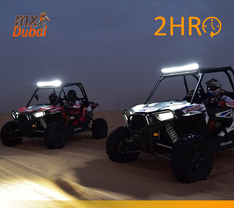 Polaris RZR 1000 Dune Buggy Night Tour - 2 Hours