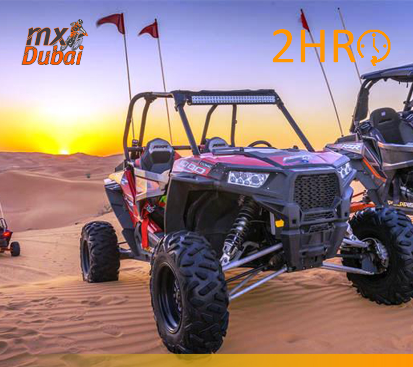 Polaris RZR 1000 Dune Buggy Sunset Tour - 2 Hours