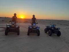 Extreme Desert Rush Quad Biking (3 hours)