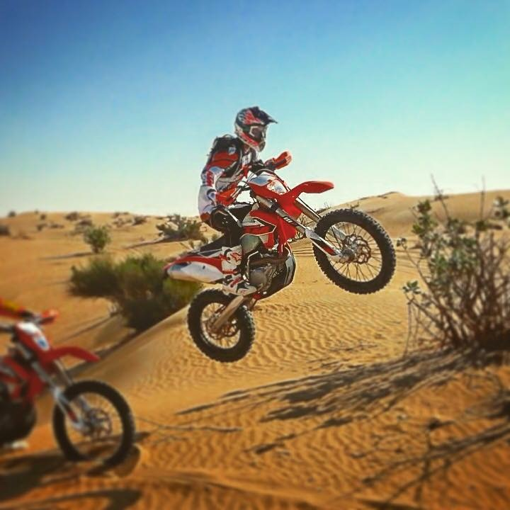 Desert Enduro Motorbike Tour - Advanced (4 hours)
