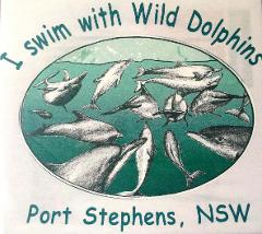 Dolphin Swim limited edition T-shirt M/F