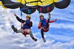 Tandem Parasail Flight 1200 Feet