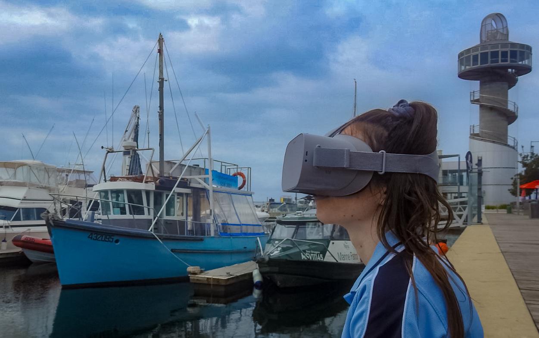 Virtual Reality (VR Session)