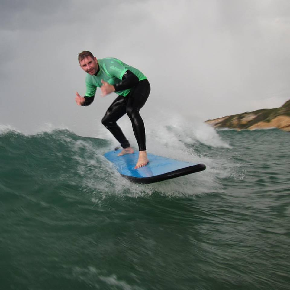 Private Surf Coaching - Gift Card (Great Ocean Road & Bellarine Surf Tours)