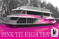 Pink Tie High Tea - McGrath Foundation Fundraiser - Saturday 19th October, 2019