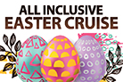 Easter Saturday All-Inclusive Table D'Hote Cruise