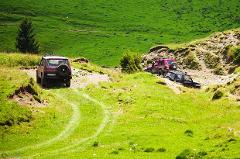 Off-Road Experience - Private day trip from Bucharest