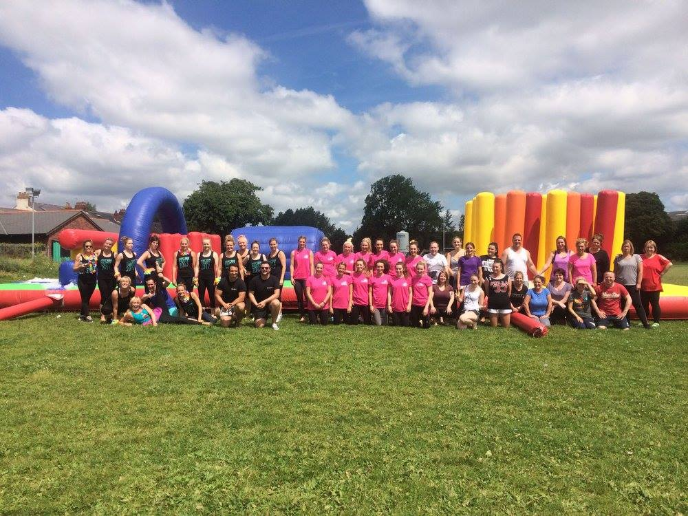 It's a Knockout London