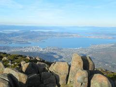 Bonorong Wild Sanctuary – Richmond Village + Mt Wellington Tour Tasmania Australia