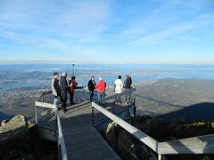 Mt Wellington & Hobart Historic Suburbs