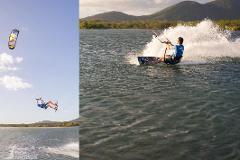 Kiteboarding Lesson  - One Hour Advanced
