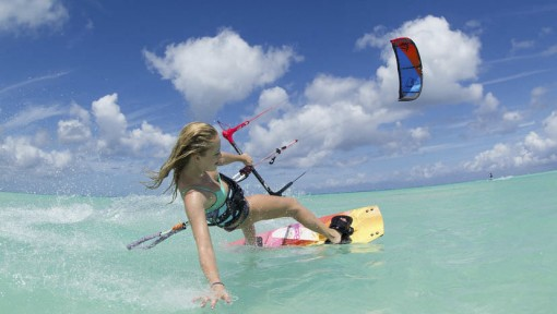 Kiteboarding Lesson  - One Hour Teaser