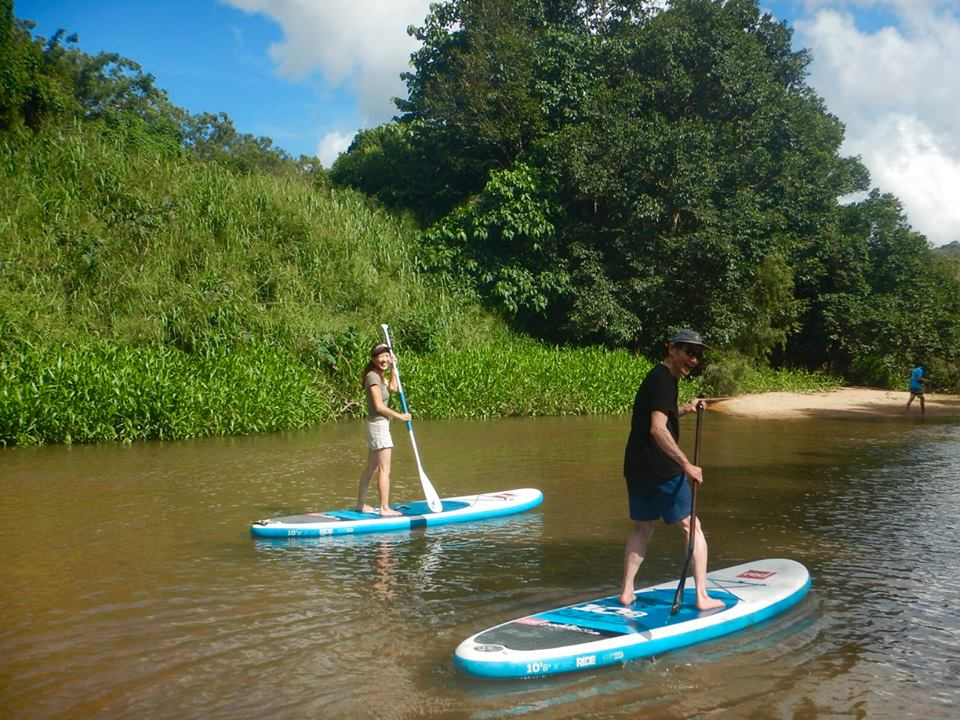 Rent a Paddleboard