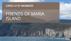 DONATE - Friends of Maria Island (Wildcare)