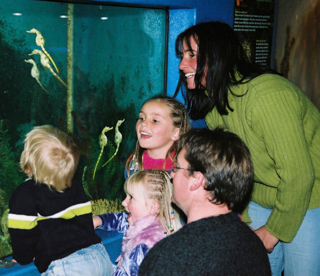 Admission to EcoWorld Aquarium & Wildlife Rehabilitation Centre