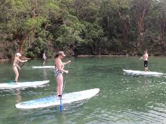 Sydney's Northern Beaches Paddle Boarding Lesson and Tours