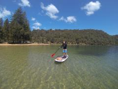 Stand Up Paddle Rentals - Basin Campground
