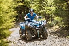 Quad Bike Tour - Farm Forest Ride