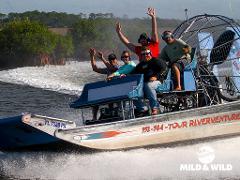 Gulf Ride & Dolphin Quest