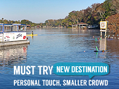 Swim with the Manatees - Touch Down in the TEE-ZONE - Homosassa