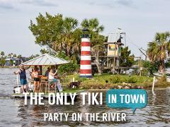 Private Half Day (4hrs) - The Tiki Fun Cruise - Homosassa