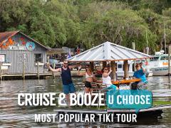 Private Full Day (8hrs) - Tiki in Paradise - Homosassa