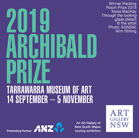 Yarra Valley Food, Wine and 2019 Archibald Exhibition at TarraWarra Museum of Art