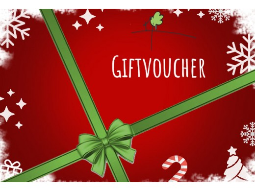 Gift vouchers christmas