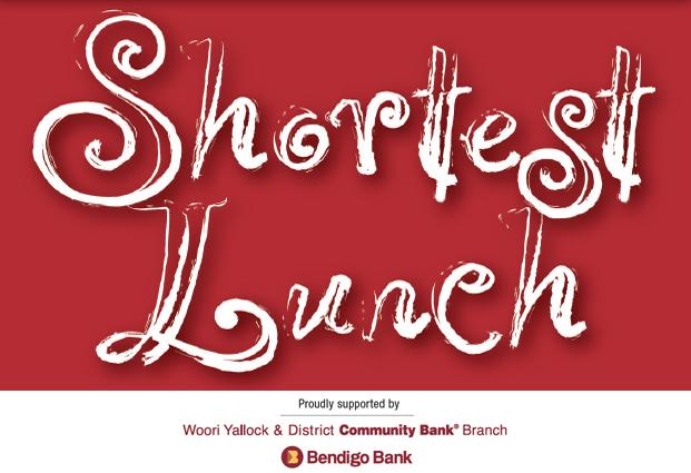 Shortest Lunch Festival Yarra Valley 2019