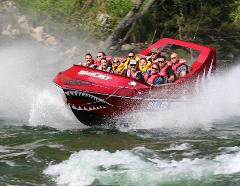 Buller Canyon Jet Ride