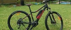 Merida Ebig tour hardtail E-bikes