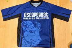 "Escapegoat ""Mountain Bike South Australia"" trail top"