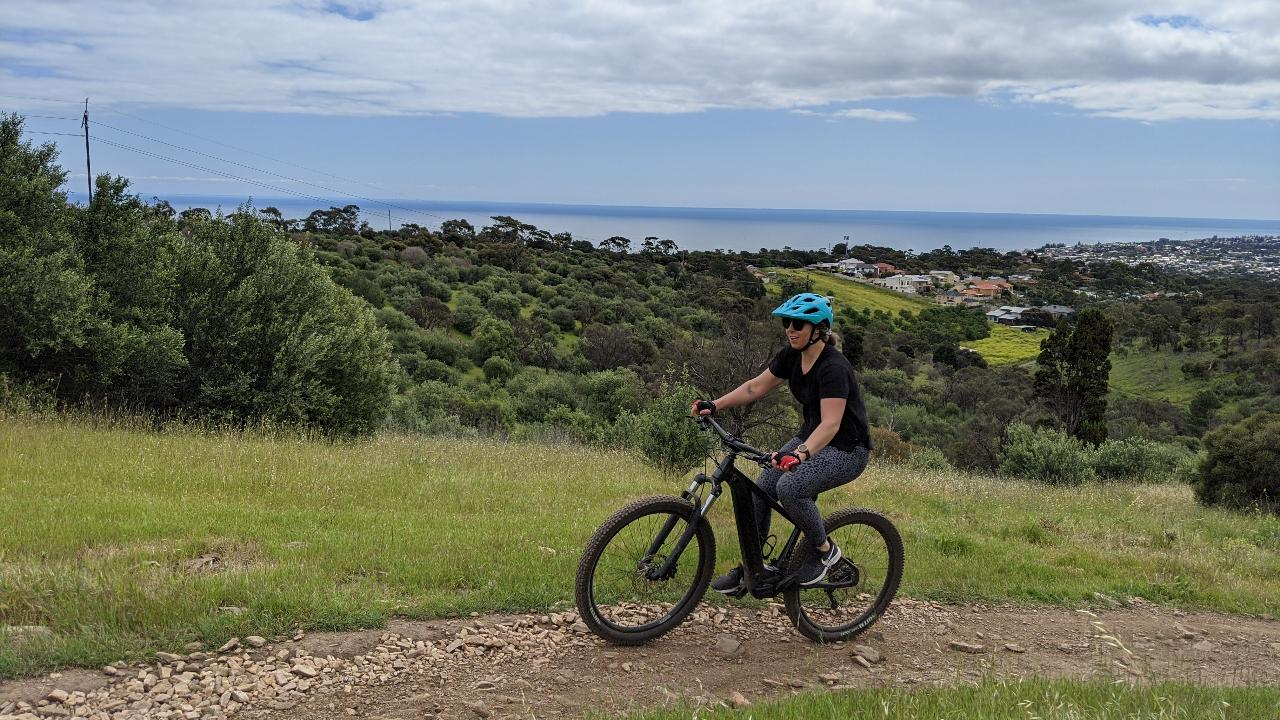 Park of the Month- O'Halloran Hill Ebike Come and Try