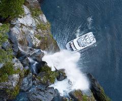Milford Sound Heli-Cruise-Heli