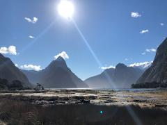 Milford Sound Flyover