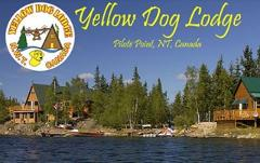 "Yellow Dog Lodge, Duncan & Graham Lakes - CESSNA ""185"" FLOATPLANE CHARTER"