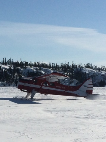 DHC-2 Skiplane - Yellowknife Area Flightseeing