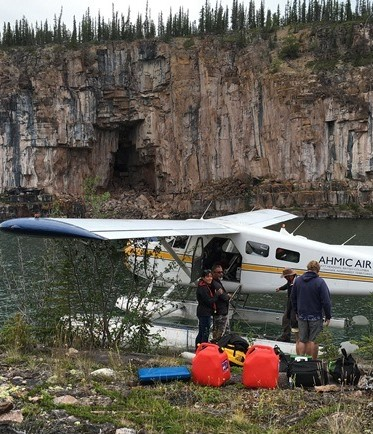 DHC-2 Floatplane - Great Slave Lake's East Arm - With Stop Over