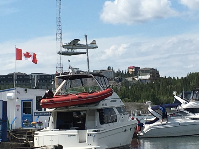 DHC-2 Floatplane – HAPPY CANADA DAY – SPECIAL! - JULY 1, 2019