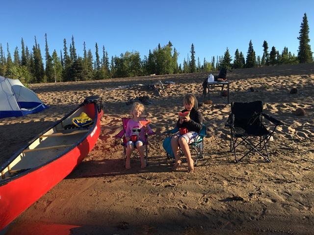 Tent Camping - Fishing Lake, NT