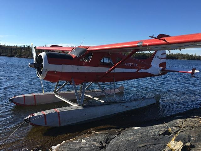 Fly-In Fishing With Boats & Motors – Johnston Lake