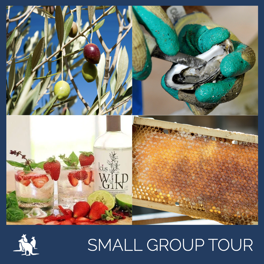 Kangaroo Island Luxury 'Fine Flavours' Full Day Food & Wine Tour