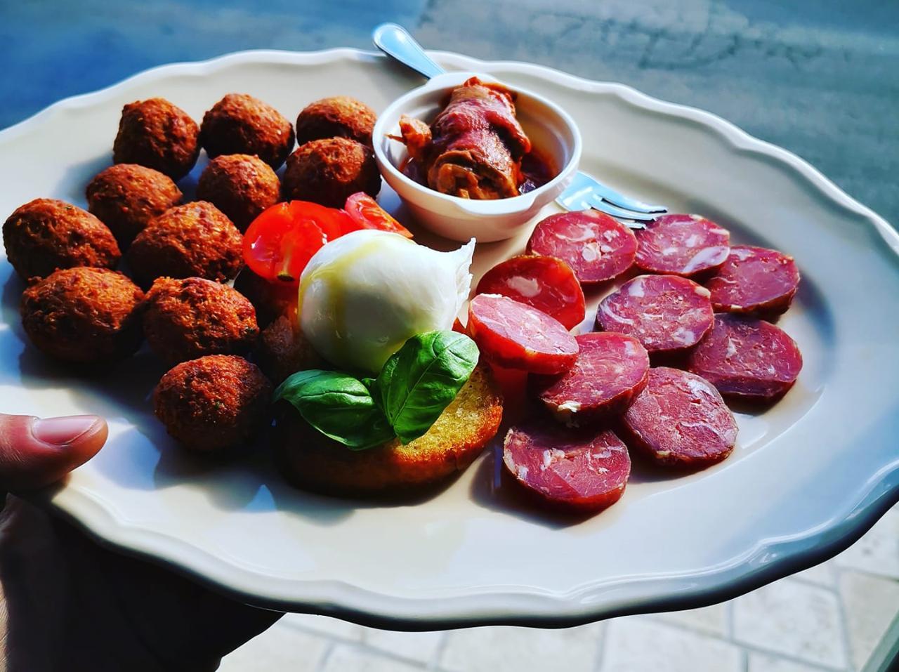 Visita guidata e cooking class nel borgo antico #SpecialeX2