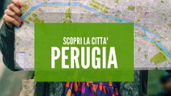 SCOPRI LA CITTA' UMBRIA #PERUGIA Scopri Perugia!  #GRUPPI  (da 31 a 54 pax)